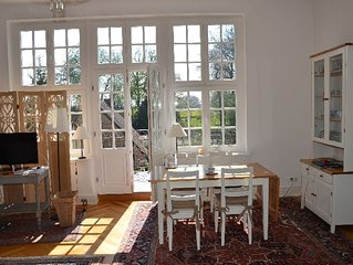 """3-room-apartment """"Space"""" with mansard (max 4 pers.) - Manor House Stubbendorf F"""