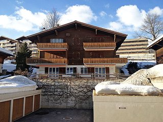 Apartment Almis-Bodeli  in Grindelwald, Bernese Oberland - 4 persons, 1 bedroom