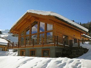 Vacation home Chalet Tubber  in La Tzoumaz, Valais - 10 persons, 5 bedrooms