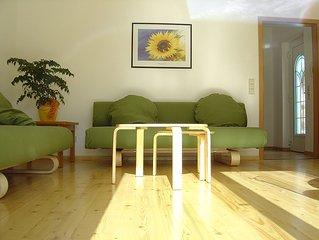 2-Zimmer Nichtraucher-Wohnung bis max. 5 Resonen - Ferienwohnung Mayer,  400m vo