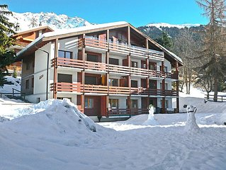 Apartment Lichen  in Verbier, Valais - 4 persons, 2 bedrooms