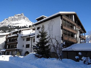 Apartment Am Durrbach 4  in Engelberg, Central Switzerland - 2 persons, 1 bedro