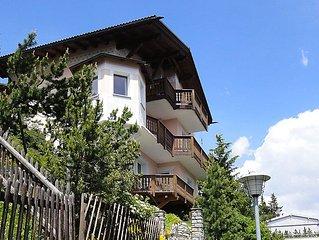 Ferienwohnung Chesa La Baita 2  in St. Moritz, Engadin - 3 Personen, 2 Schlafzim