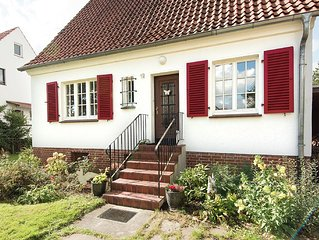 Cozy apartment with garden in a quiet area of \u200b\u200bthe town of Celle