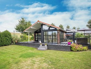 Attractive holiday home with large terrace nearby Eastern Scheldt