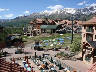 Blue Mesa Lodge #40A: 1 BR / 1 BA hotel room in Mountain Village, Sleeps 4