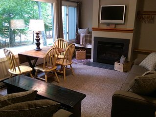 Recently Renovated Village Of Loon Mountain Condo