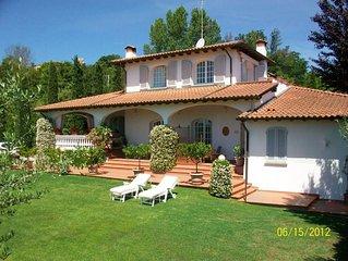 Meraviglioso Appartamento in Villa tra Firenze e Siena