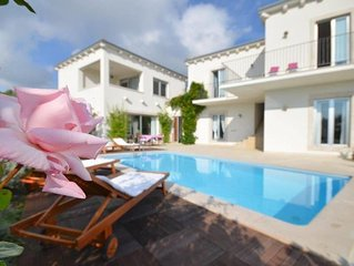 Wonderful and peaceful Istrian villa with pool ideal for families