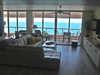 Gulf Coast Beachfront 3-bedroom Penthouse