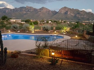 Spectacular Oro Valley Hilltop View Home *New Listing*