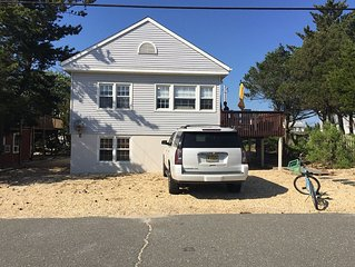 Charming Cottage Second House from Beach on One of Surf City's Nicest Streets!!!