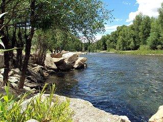 Gunnison River Vacation Home (Colorado Getaway)