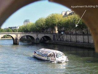 Ile Saint Louis : Best Paris Location, a Fabulous Place