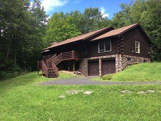 **Ultimate Catskill Mountain Retreat**