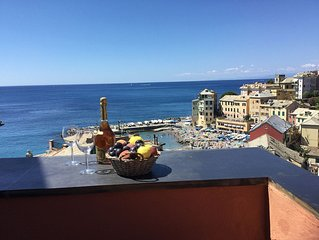La Mansarda sul mare/ Loft on the beach
