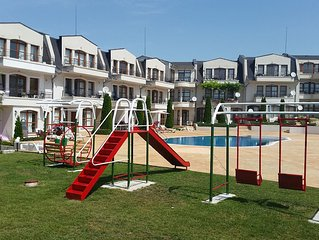 Superb 3 bed apartment with fantastic sea views of Sunny Beach and Nessebar To