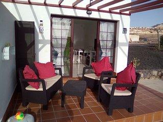 Luxury Poolside Newly refurbished One Bedroomed bungalows - Sleeps 4