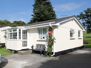 Cornwall Two Bed Bungalow Suit 2 Couples  Peaceful Tranquil  Site Free Wi-fi
