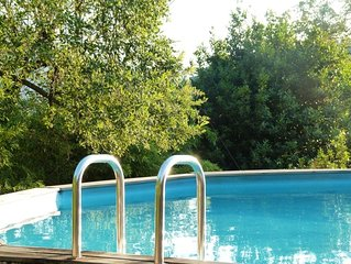 Location in the heart of the Esterel Mountains, h