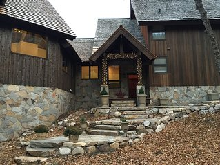 Huge Family Lodge - Indoor Pool, Sauna - Hot Tub - 5 Bedrooms Sleeps 15