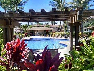 Spacious Island Villa - Accessible beach, golf, pool and more