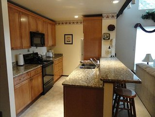 Large Remodeled Condo in Kings Beach