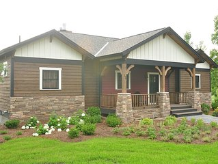 2 Bdrm 2 Bath Cottage at True North Golf Club in Harbor Springs, MI - Exclusive
