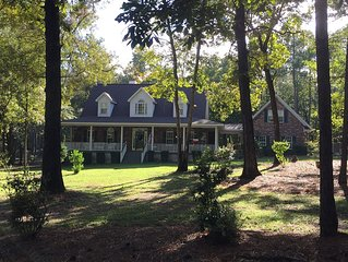 A Masters Tournament Getaway in the Outskirts of Aiken