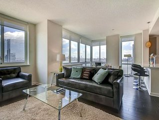 Leading Edge 2BR Jersey City Apt + Pool
