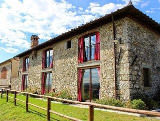 Villa Eleonora in Radda in Chianti - Toscana