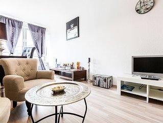 Apartment mit 2 Raumen und 4 Betten - MY Messe & Business Home by Messe/Lanxessa