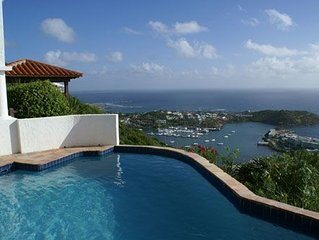 Perfectly located on Oyster Pon Hill with Ocean view | Island Properties