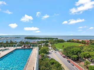 3/3 BAY-POOL VIEW * SONESTA COCONUT GROVE frm $266/night thru 5/25!!