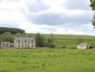 Rural comfort - Luxurious cottage with lovely walks on doorstep