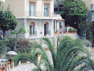 Ventimiglia: Casa con giardino