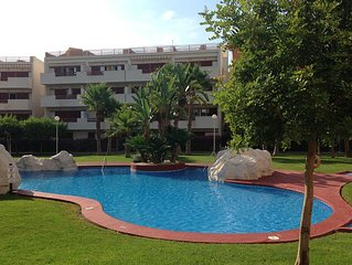 Superb self catering 2 bed apartment