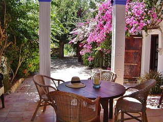 Fine Restored And Modernised Finca With Pool And Extensive Gardens