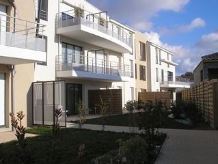 Sables D olonne Appartement 45m2 dans petite résidence avec garage proche mer