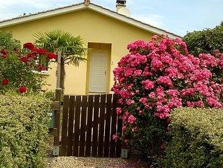 Jolie villa dans quartier tres calme pour 5 personnes