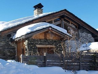 Beautiful cottage close to Rosiere, Les Arcs