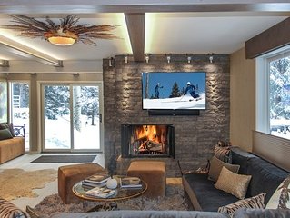Five-Star Style on Aspen Mtn Newly Reduced for Thanksgiving!!!!