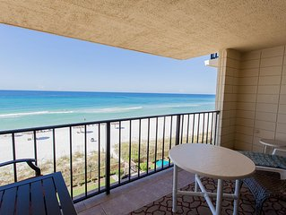 3 NIGHT STAYS NOW WELCOME AT GULF FRONT CONDO! Amazing Gulf Views in Quiet Condo