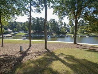 Reynolds Lake Oconee 2BR, 2BA renovated/redecorated AVAIL MASTERS-LOWER RATES