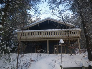 PET FRIENDLY CHALET IN THE HIGH PEAKS