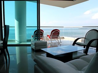 Indulge in an Airy Cartagena Condo