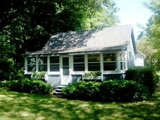 Walk to Downtown Saugatuck from this cottage style home!