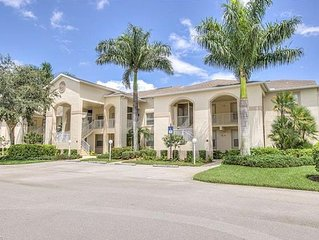 LUXURIOUS NEWLY FURNISHED TWO BEDROOM CONDO IN NAPLES GATED GOLF COMMUNITY