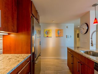 Ocean Views ~ Ft.Allen Park    Modern Design with Stylish     Appointments