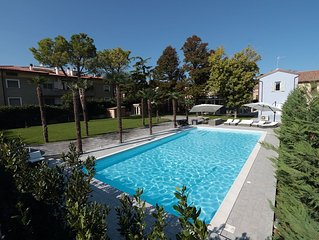 VILLA GIADA. 12+9 sleeps luxury living near the beach in Fano, Marche